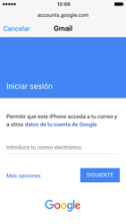 Apple iPhone 5s iOS 10 - E-mail - Configurar Gmail - Paso 6