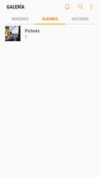 Samsung Galaxy S6 - Android Nougat - Bluetooth - Transferir archivos a través de Bluetooth - Paso 5
