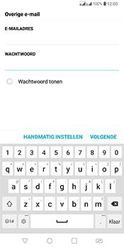 LG Q7 - E-mail - Account instellen (IMAP met SMTP-verificatie) - Stap 8