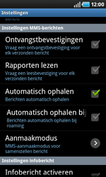 Samsung I9000 Galaxy S - MMS - probleem met ontvangen - Stap 4