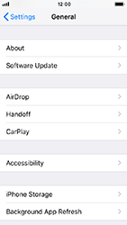 Apple iPhone 5s - iOS 12 - Device - Software update - Step 5