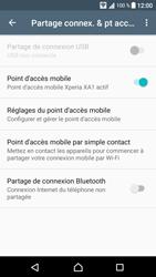 Sony Xperia XA1 - Internet et connexion - Partager votre connexion en Wi-Fi - Étape 14