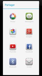 Bouygues Telecom Ultym 5 - Photos, vidéos, musique - Créer une vidéo - Étape 12