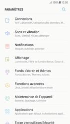 Samsung A520F Galaxy A5 (2017) - Android Nougat - Réseau - Changer mode réseau - Étape 4