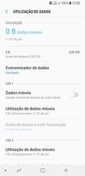 Samsung Galaxy A8 (2018) - Internet no telemóvel - Como ativar os dados móveis -  6