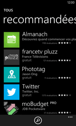 Nokia Lumia 1020 - Applications - Télécharger une application - Étape 11