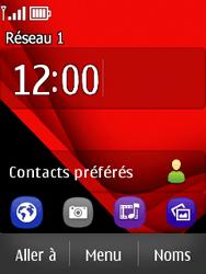 Nokia Asha 300 - Réseau - utilisation à l'étranger - Étape 12