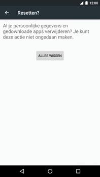 Huawei Google Nexus 6P - Toestel reset - terugzetten naar fabrieksinstellingen - Stap 7
