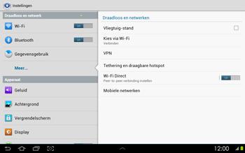 Samsung P5100 Galaxy Tab 2 10-1 - Internet - aan- of uitzetten - Stap 5