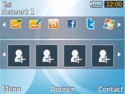 Samsung S3350 Chat 335 - Buitenland - Bellen, sms en internet - Stap 10
