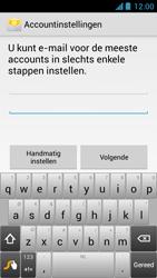 Acer Liquid Z5 - E-mail - Handmatig instellen - Stap 6