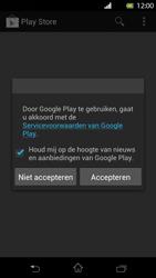 Sony LT30p Xperia T - Applicaties - Applicaties downloaden - Stap 16