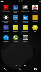 BlackBerry Leap - Voicemail - Handmatig instellen - Stap 3