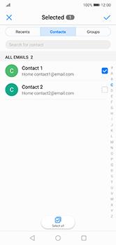 Huawei P20 Lite - E-mail - Sending emails - Step 6