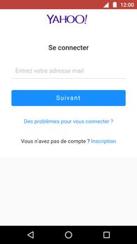 Motorola Moto Z Play - E-mail - 032b. Email wizard - Yahoo - Étape 8