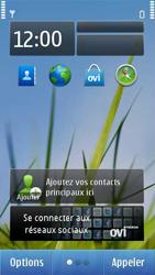 Nokia C7-00 - Mms - Configuration manuelle - Étape 1