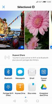 Huawei P Smart - Photos, vidéos, musique - Envoyer une photo via Bluetooth - Étape 9