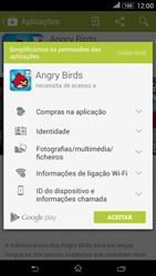 Sony Xperia E4 - Aplicações - Como pesquisar e instalar aplicações -  18