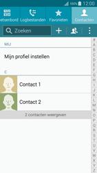 Samsung A500FU Galaxy A5 - Contacten en data - Contacten overzetten via Bluetooth - Stap 4
