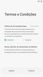 Huawei Y6 - Primeiros passos - Como ativar seu aparelho - Etapa 8