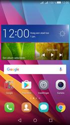 Huawei Huawei Y5 II - E-mail - e-mail instellen (gmail) - Stap 2