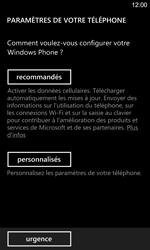 Nokia Lumia 925 - Premiers pas - Créer un compte - Étape 5