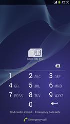 Sony Xperia M2 - Primeros pasos - Activar el equipo - Paso 2