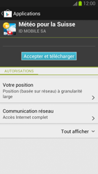 Samsung I9300 Galaxy S III - Applications - Télécharger des applications - Étape 16