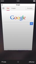 Apple iPhone 6 iOS 8 - Internet - navigation sur Internet - Étape 11