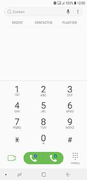 Samsung galaxy-j6-sm-j600fn-ds - Voicemail - Handmatig instellen - Stap 4