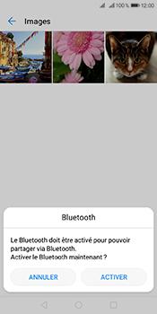 Huawei Y6 (2018) - Photos, vidéos, musique - Envoyer une photo via Bluetooth - Étape 10