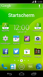 KPN Smart 400 4G - Applicaties - Downloaden - Stap 1