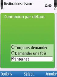 Nokia C5-00 - Internet - Configuration manuelle - Étape 18