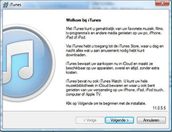 Apple iPhone 5 - Software - PC-software installeren - Stap 2