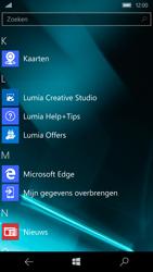 Microsoft Lumia 950 - Internet - Internet gebruiken - Stap 3