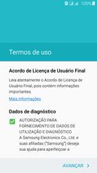 Samsung Galaxy J5 - Primeiros passos - Como ativar seu aparelho - Etapa 8