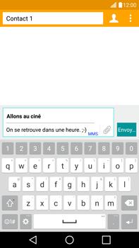 LG G4 - Contact, Appels, SMS/MMS - Envoyer un MMS - Étape 12