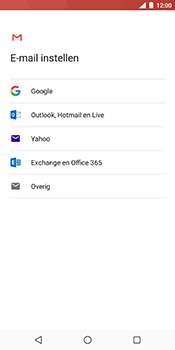 Nokia 7 Plus - E-mail - e-mail instellen (outlook) - Stap 7