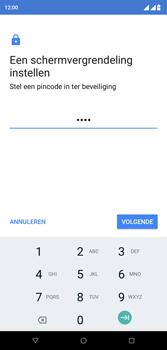 Wiko View 2 Plus - Beveiliging - stel in of wijzig pincode voor je toestel - Stap 9