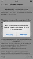 Apple iPhone 5c - Applicaties - Account aanmaken - Stap 11