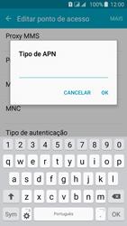 Samsung Galaxy J5 - Internet (APN) - Como configurar a internet do seu aparelho (APN Nextel) - Etapa 15