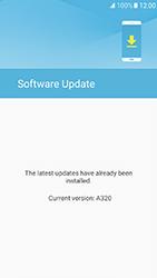 Samsung A320 Galaxy A3 (2017) - Network - Installing software updates - Step 8