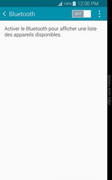 Samsung N915FY Galaxy Note Edge - WiFi et Bluetooth - Jumeler votre téléphone avec un accessoire bluetooth - Étape 5