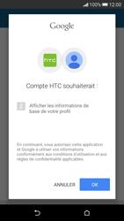 HTC Desire 626 - Premiers pas - Créer un compte - Étape 28