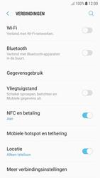 Samsung galaxy-j3-2017-sm-j330f-android-oreo - WiFi - Verbinden met een netwerk - Stap 5