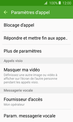 Samsung J120 Galaxy J1 (2016) - Messagerie vocale - Configuration manuelle - Étape 6