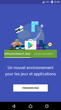 Sony Xperia XA1 Ultra - Applications - Télécharger une application - Étape 4