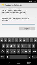 LG D821 Google Nexus 5 - E-mail - Account instellen (IMAP zonder SMTP-verificatie) - Stap 19