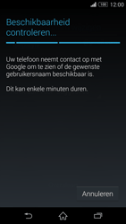 Sony Xperia Z3 4G (D6603) - Applicaties - Account aanmaken - Stap 9