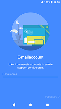 Sony Xperia XA2 Ultra - E-mail - e-mail instellen (outlook) - Stap 6